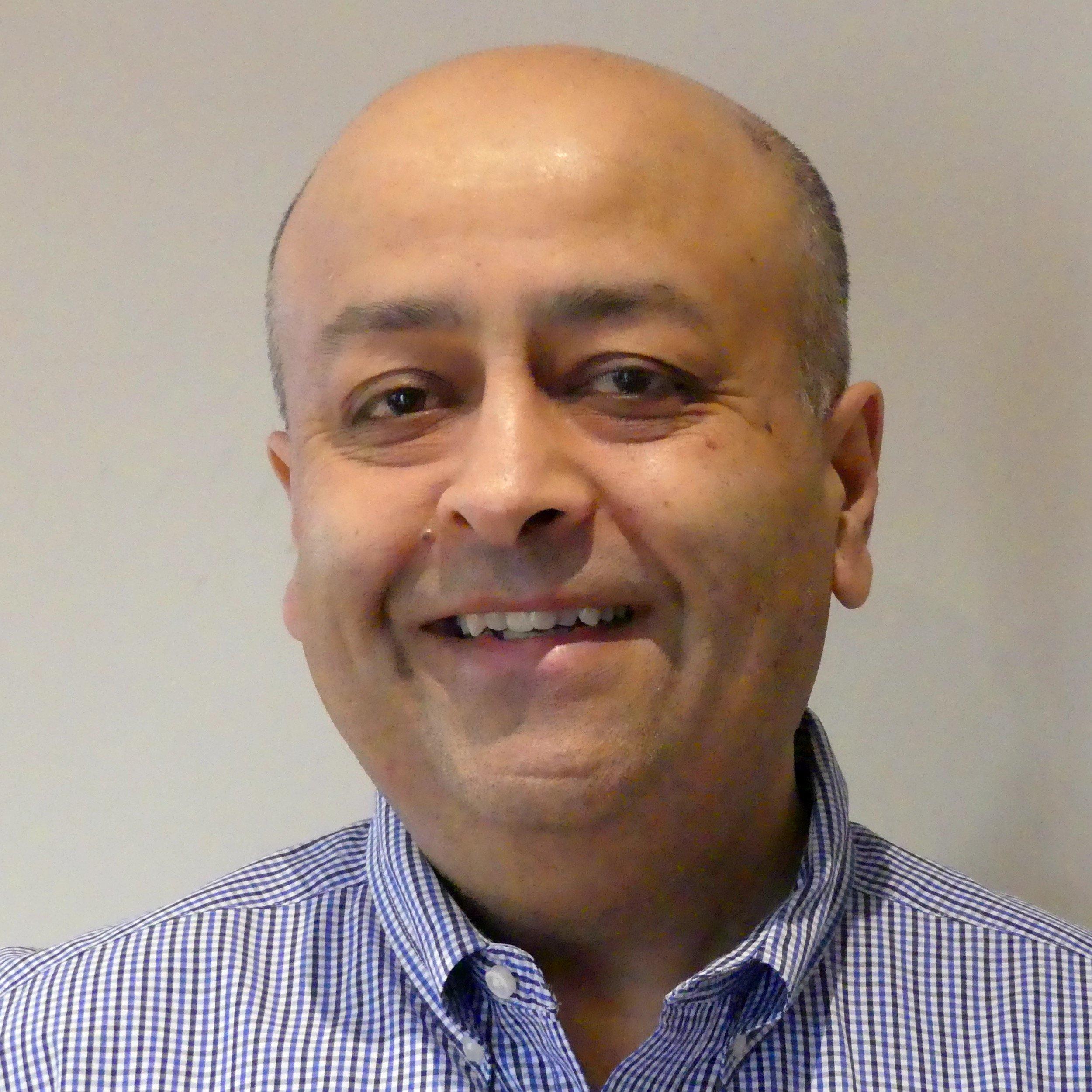 Neeraj Sharma Headshot