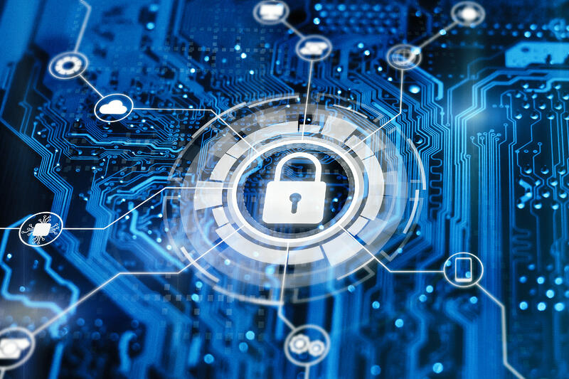 cybersecurity technology image